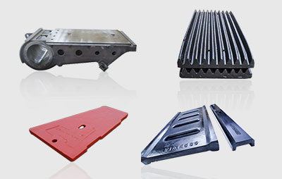 Jaw Crusher Parts  manufacturer-supplier-cost price