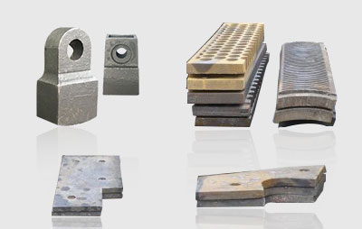 Hammer Crusher Parts  manufacturer-supplier-cost price